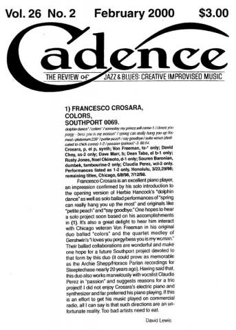 2000_cadence