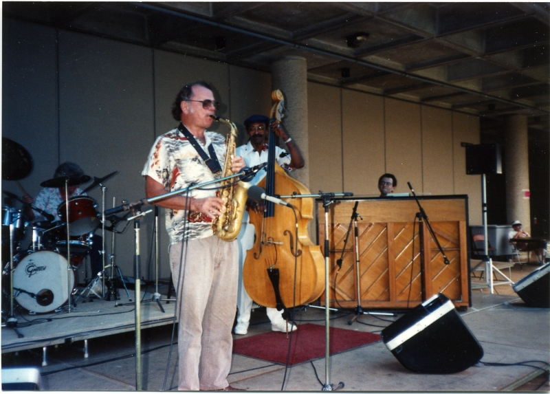 1990 Honolulu Richie Cole
