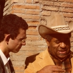 1980 Rome Dizzy Gillespie snapseedfilter