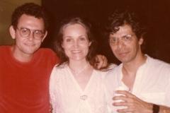 1984 LA Chick Corea and Gayle Moran