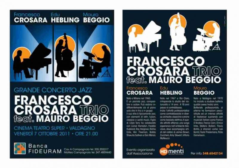 2011 FrancescoCrosaraTrio