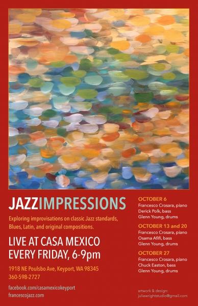 JazzImpressions_11x17_october print