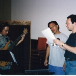 1998 Honolulu Francesco, Dean Taba and Noel Okimoto - March