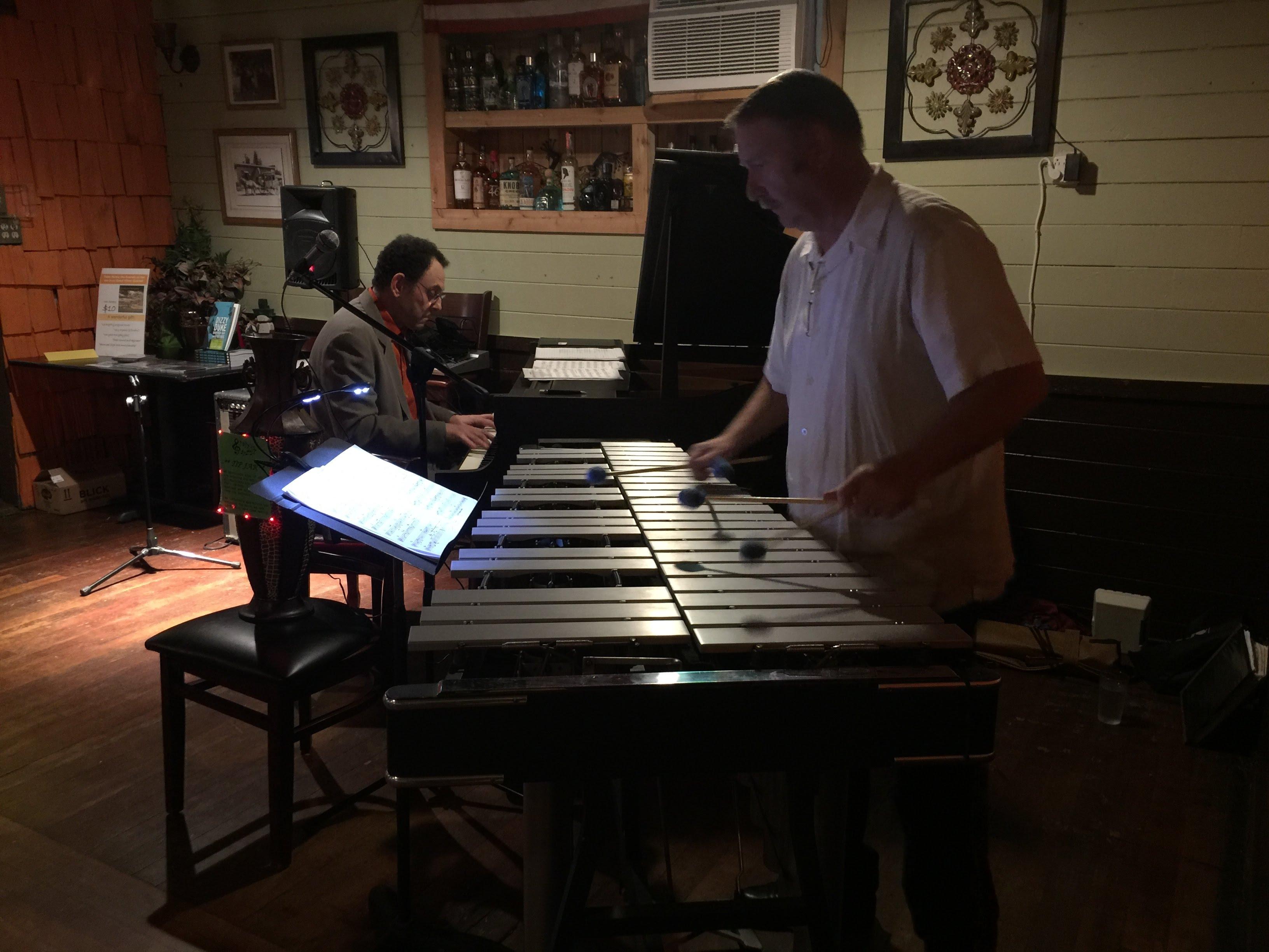 2018 Art of the Latin Jazz Duet1