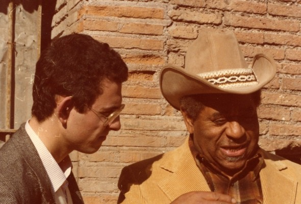 Dizzy Gillespie in Rome