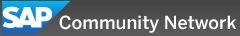 SAP Community Network